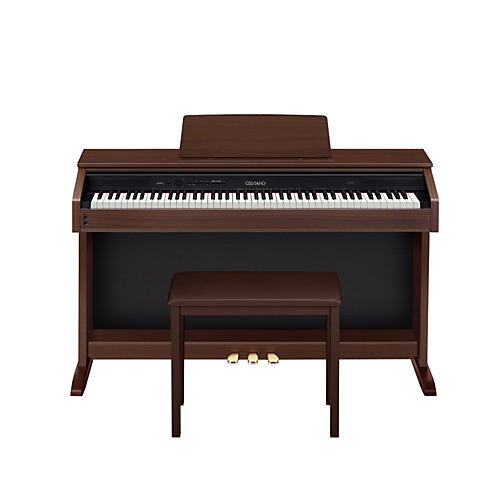 Casio AP250 Celviano Digital Cabinet Piano with Bench