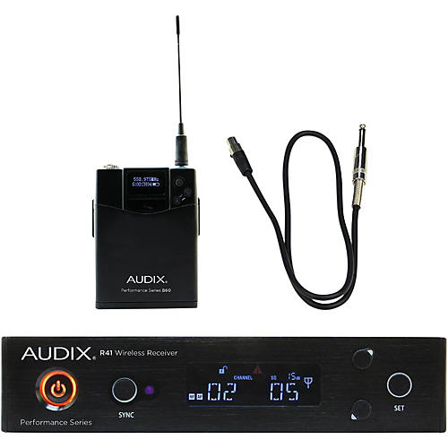 Audix AP41 GUITAR Instrument Wireless System 518-554 MHz