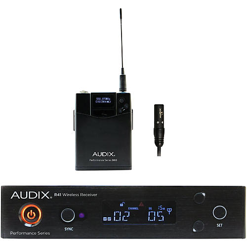 Audix AP41 L5 Lavalier Wireless System-thumbnail