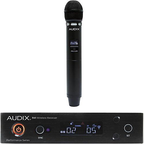 Audix AP41 VX5 Handheld Wireless system