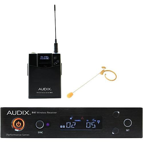Audix AP41HT7BG Headset Wireless system w/ HT7 Omni Condenser mic - Beige-thumbnail