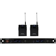 Audix AP42 BP Dual Bodypack Wireless System