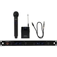 Audix AP42 C2GTR Handheld and Instrument Wireless System