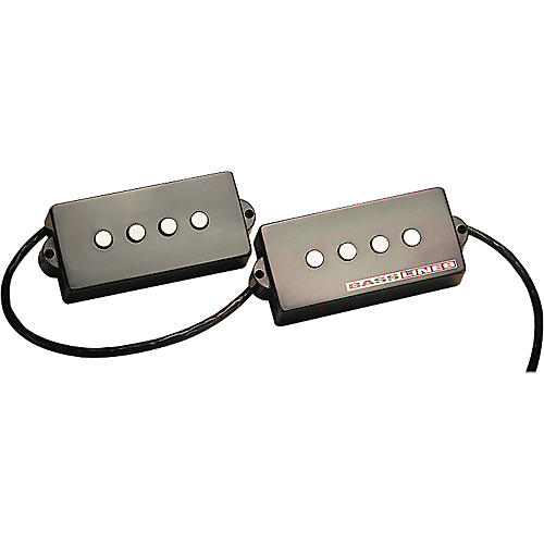 Basslines APB-2 Lightnin' Rods Active Replacement Pickup for Fender P Bass