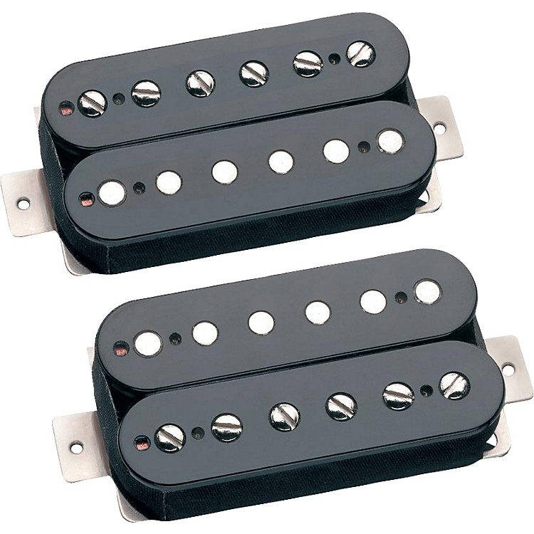 Seymour Duncan APH-2s Alnico II Pro Slash Humbucker Electric Guitar Pickup Set Black