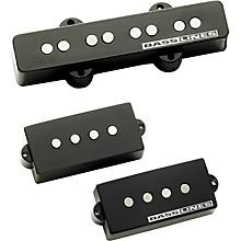 Basslines APJ-2 Lightnin' Rods Electric Bass Pickup Set Level 2  888365964461