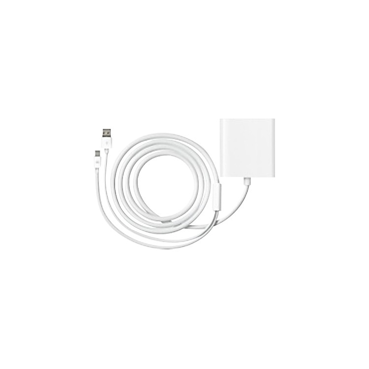 Apple APPLE MINI DISPLAYPORT TO DUAL-LINK DVI ADAPT MB571Z/A