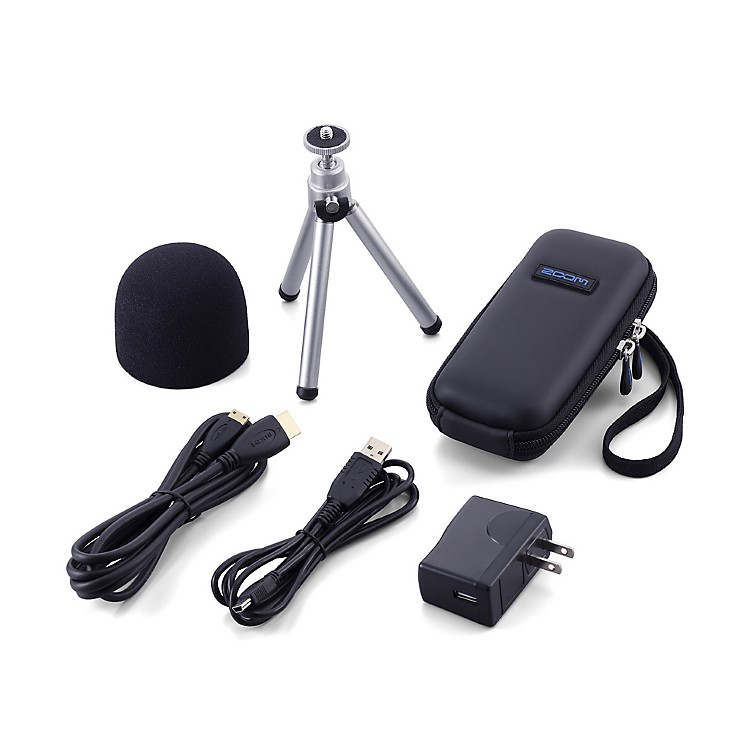 ZoomAPQ-2HD Accessory Pack for Zoom Q2HD Handy Video Recorder