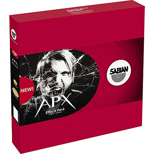Sabian APX Effects Pack-thumbnail