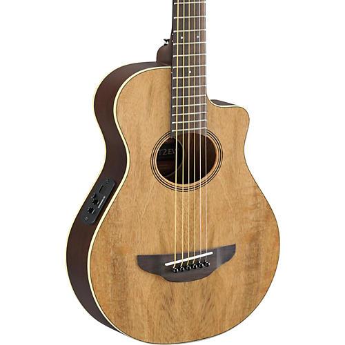Yamaha APX Thinline 3/4 size Acoustic-Electic Guitar-thumbnail