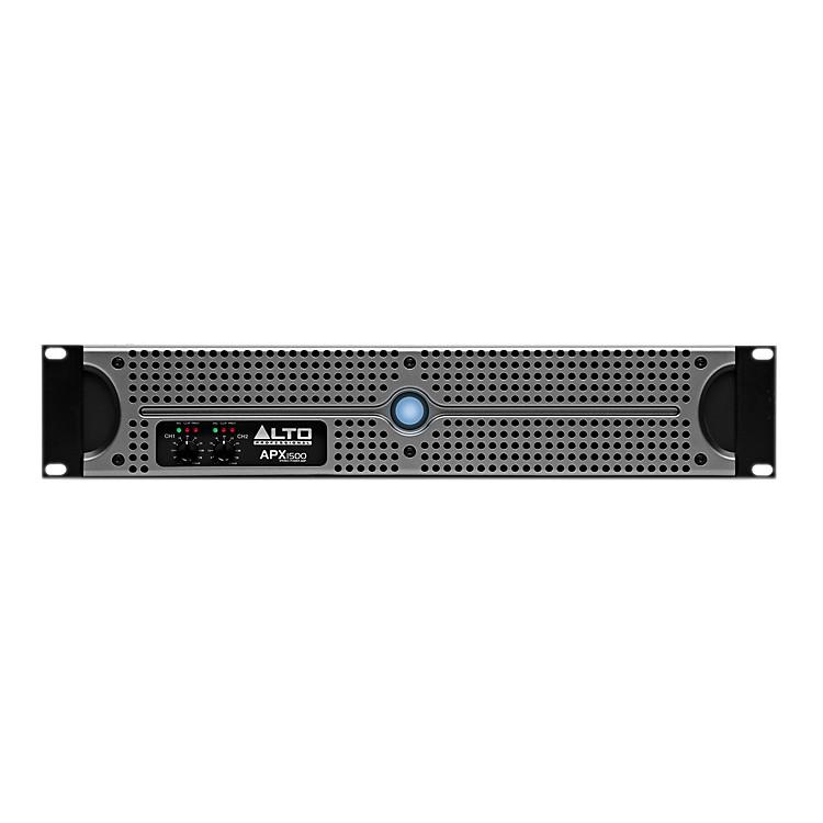 AltoAPX1500 2-Channel 1500 Watt Power Amplifier