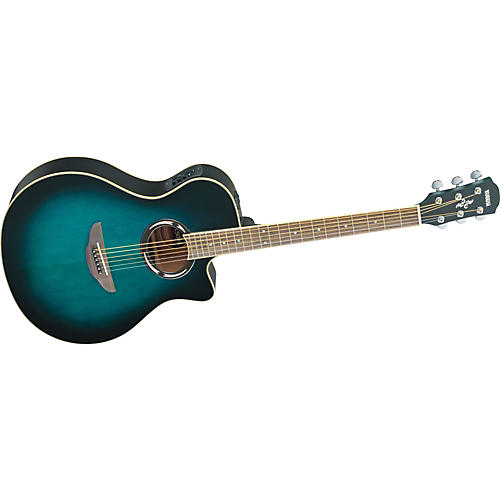 Yamaha APX500II Thinline Cutaway Acoustic-Electric Guitar