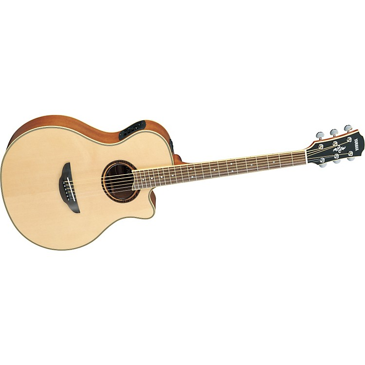 Yamaha APX700II Thinline Cutaway Acoustic-Electric Guitar