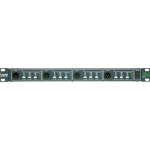 BSS Audio AR-416 Quad Active DI Box-thumbnail