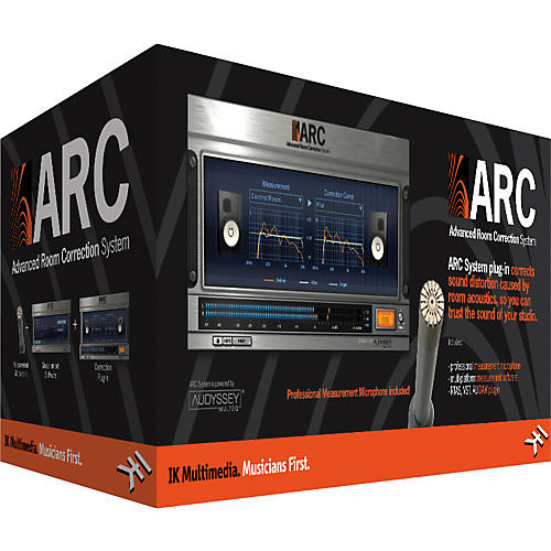 IK Multimedia ARC Advanced Room Correction System Education Edition-thumbnail