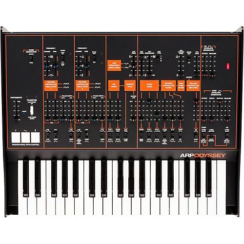 Korg ARP Odyssey FS Synthesizer-thumbnail