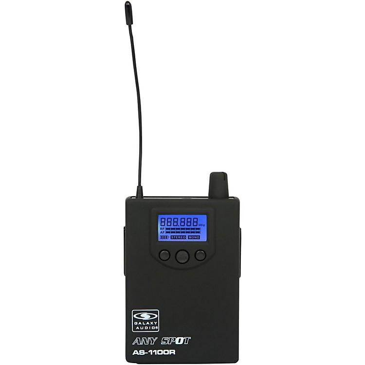 Galaxy AudioAS-1100 ReceiverD