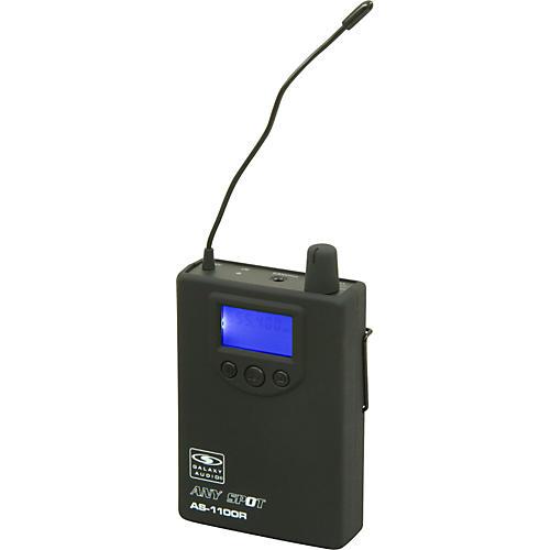 Galaxy Audio AS-1100R Receiver-thumbnail