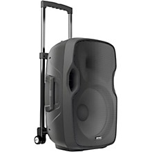 Gemini AS-12TOGO 12 in. Portable Wireless Bluetooth Loudspeaker