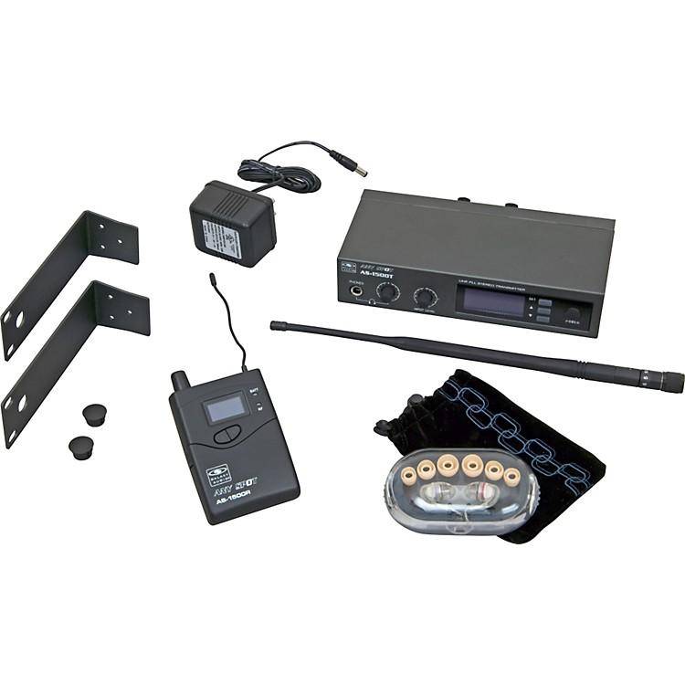 Galaxy AudioAS-1506L 120 CH AS-1500 W/EB6 Wireless Personal Monitor