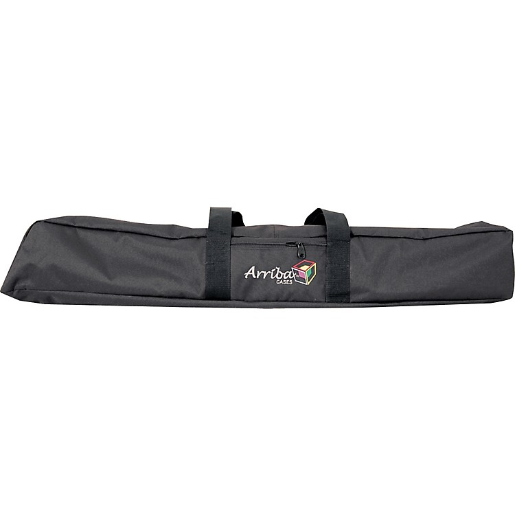 Arriba Cases AS-171 Deluxe Tripod Speaker Stand Bag