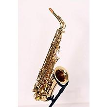 Amati AS43 Intermediate Alto Saxophone Level 2 Gold Lacquer 190839017451