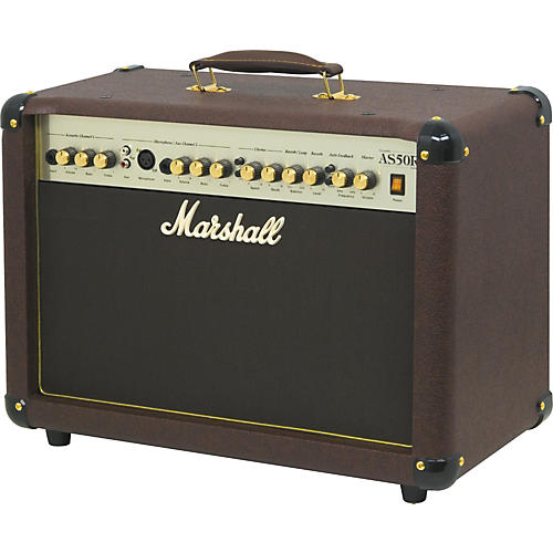 marshall as50r acoustic amp musician 39 s friend. Black Bedroom Furniture Sets. Home Design Ideas