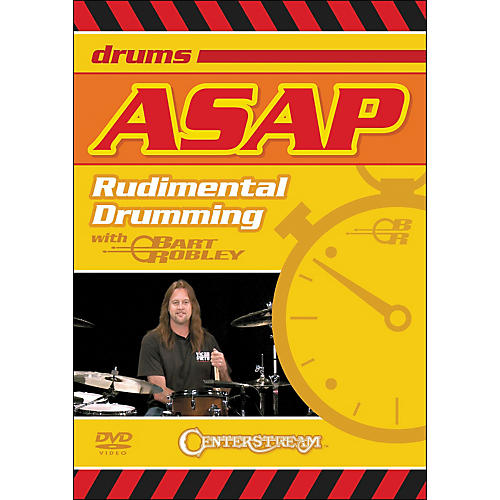 Centerstream Publishing ASAP Rudimental Drumming DVD