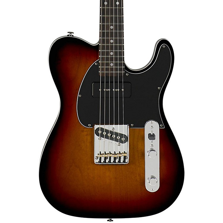 G&L ASAT Classic Bluesboy 90 Electric Guitar 3-Tone Sunburst