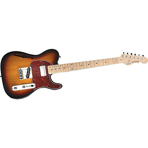 G&L ASAT Classic Bluesboy Semi-Hollow Electric Guitar