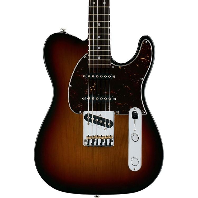 G&LASAT Classic 'S' Electric Guitar3-Tone Sunburst