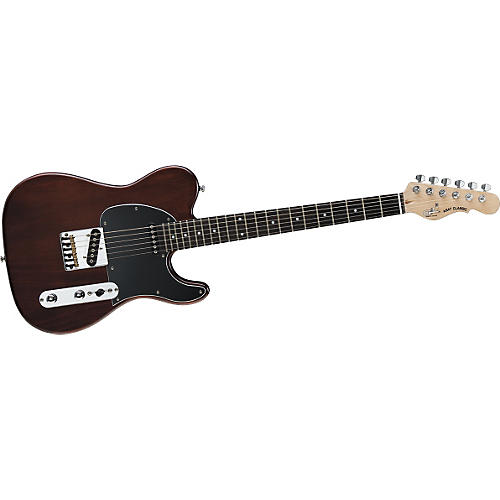 G&L ASAT Classic Walnut Finish Electric Guitar