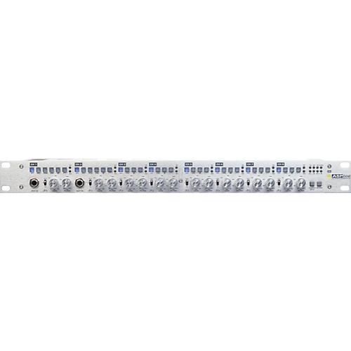 Audient ASP008 - 8 Channel Variable Input Impedance Mic Pre-amp