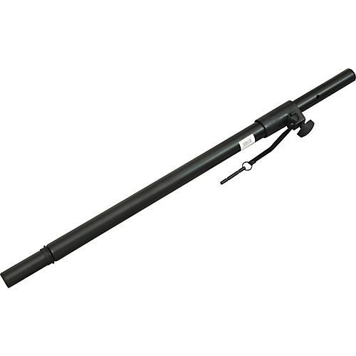 On-Stage Stands ASP1 Adjustable Subwoofer Pole Black