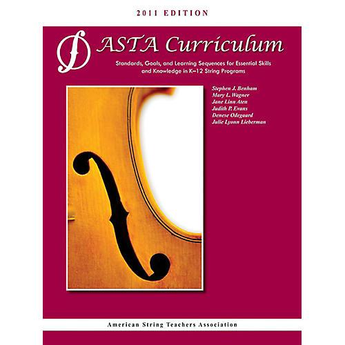 Alfred ASTA String Curriculum 2011 Edition Book-thumbnail