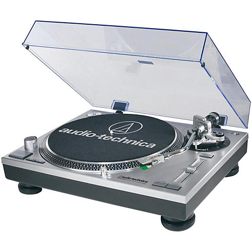 Audio-Technica AT-LP120-USB Professional Turntable Direct Drive With USB-thumbnail