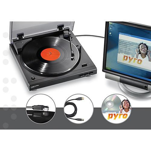 Audio-Technica AT-LP2D-USB Vinyl-to-Digital Recording System