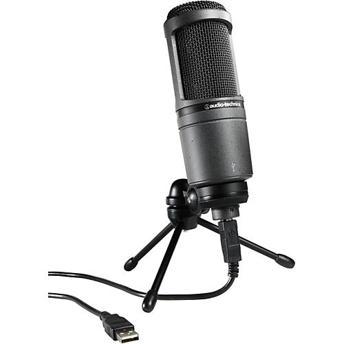 Audio-Technica AT2020USB USB Condenser Microphone