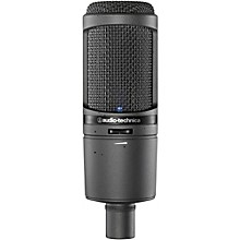 Audio-Technica AT2020USBi Cardioid Condenser Microphone for iOS, Mac, and PC Level 1
