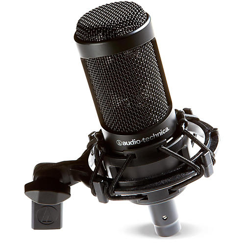 Audio-Technica AT2035 Large Diaphragm Cardioid Condenser Microphone