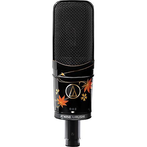 Audio-Technica AT4050 50th Anniversary Multi-Pattern Urushi Studio Condenser Mic