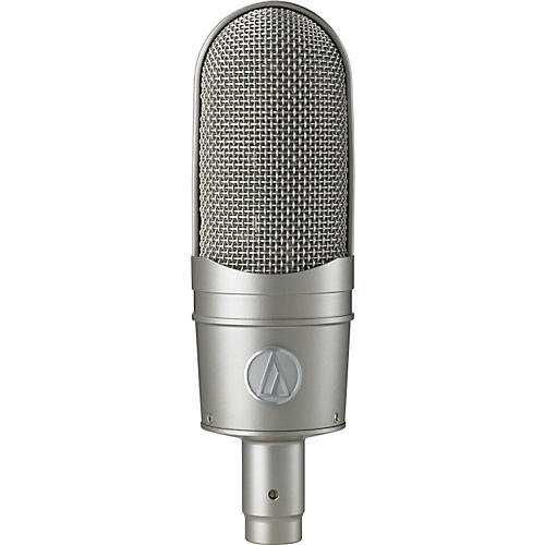 Audio-Technica AT4080 Bidirectional Active Ribbon Microphone