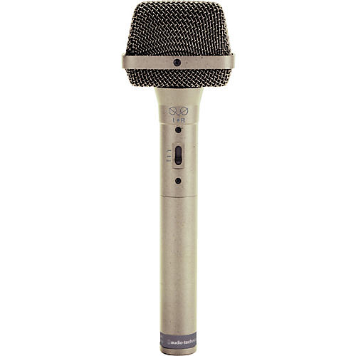 Audio-Technica AT822 Stereo Condenser Microphone-thumbnail