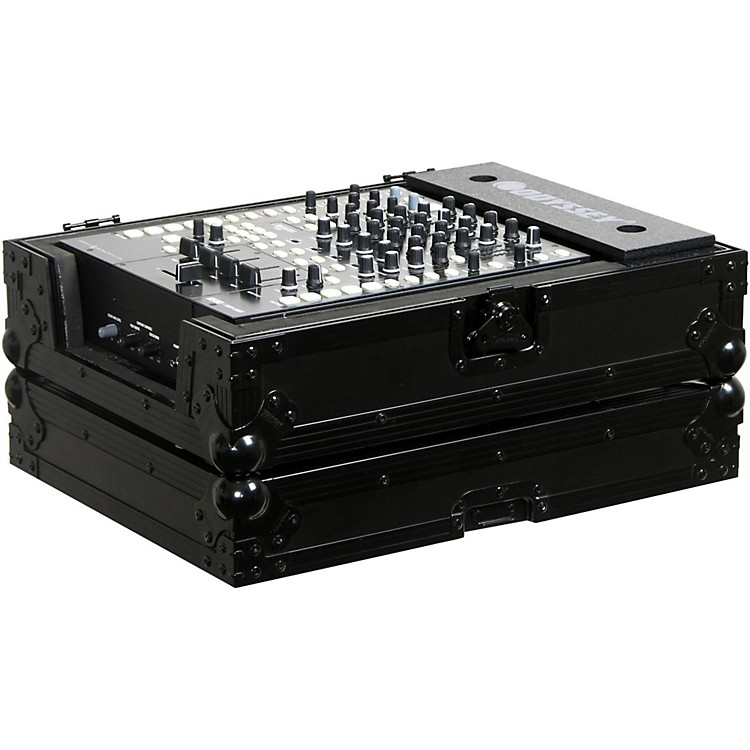 OdysseyATA Black Label Coffin for DJ Mixers