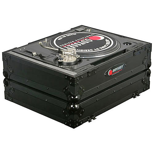 Odyssey ATA Black Label Coffin for Turntable-thumbnail