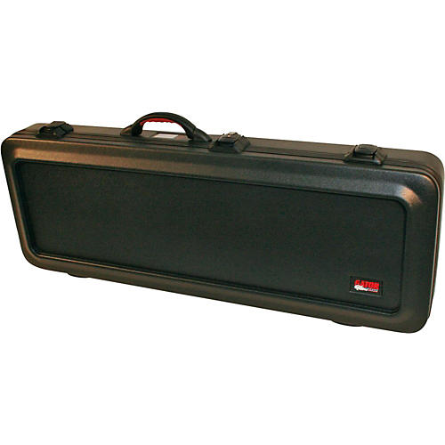 Gator ATA Polyethylene Electric Guitar Case Black