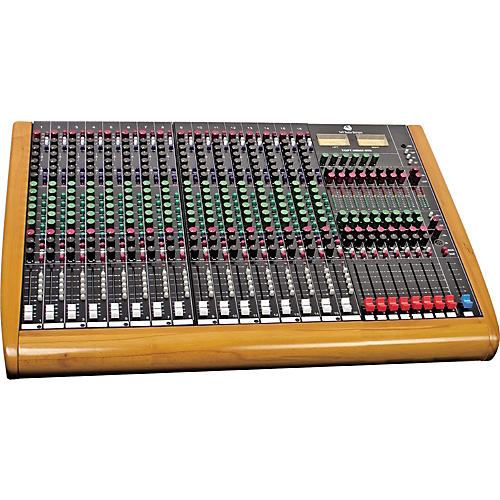 Toft Audio Designs ATB 16 Analog Mixing Console-thumbnail