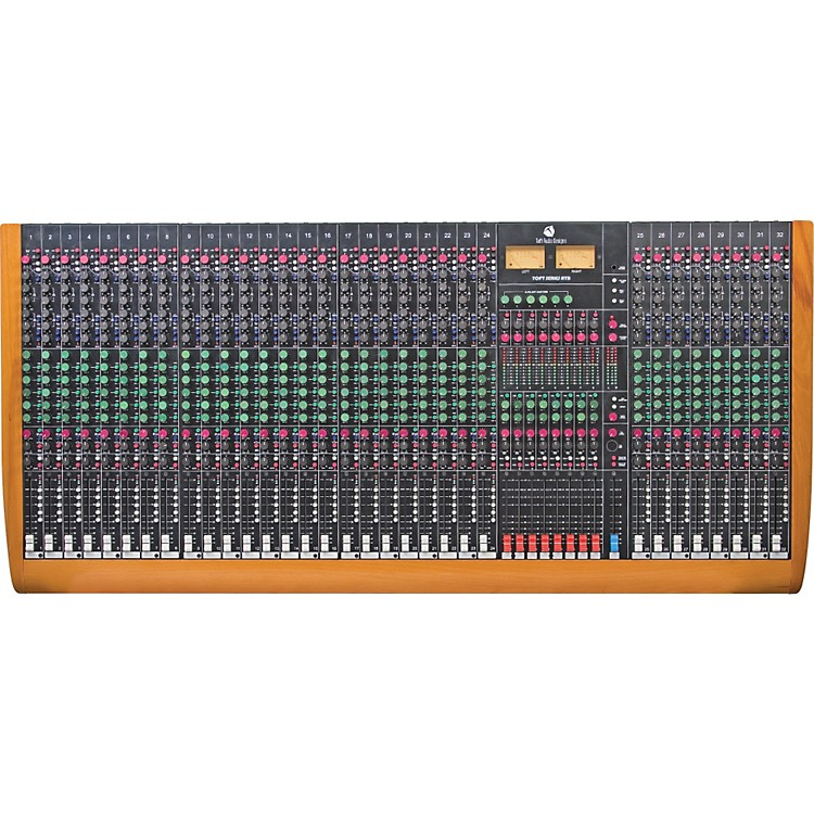 Toft Audio Designs ATB-32A Analog Mixing Console