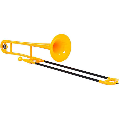 Allora ATB100 Aere Series Plastic Trombone Yellow