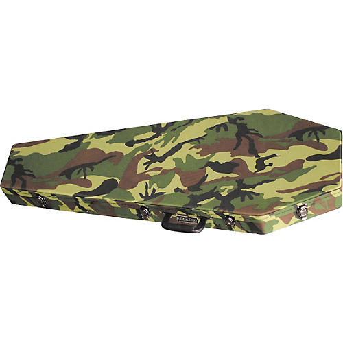 Coffin Case ATC-125 Camouflage Universal Electric Guitar Case